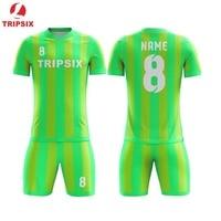 Customized Professional Wholesale Soccer Jersey Club Football Practice Jerseys Custom Pattern Kids Football Kits