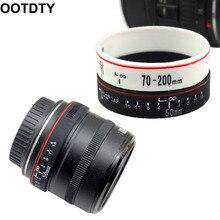 Fashion Silicone Camera Lens Wristband Photographer Band Bracelet for C