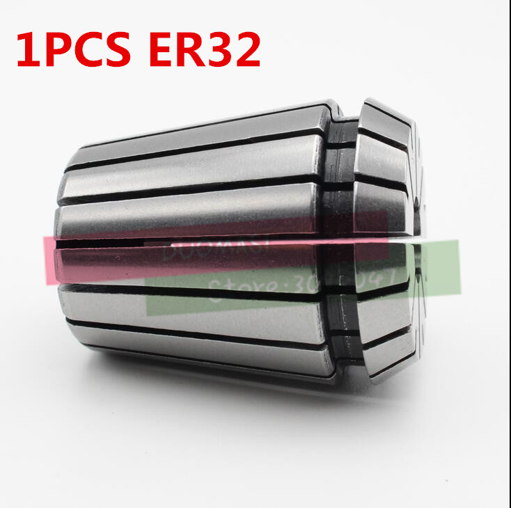Новый 1 шт. ER 32 ER32 3 мм-20 мм над размером Весна цангового зажима инструмент сверлильный патрон беседки для фрезерный станок инструмент/фреза