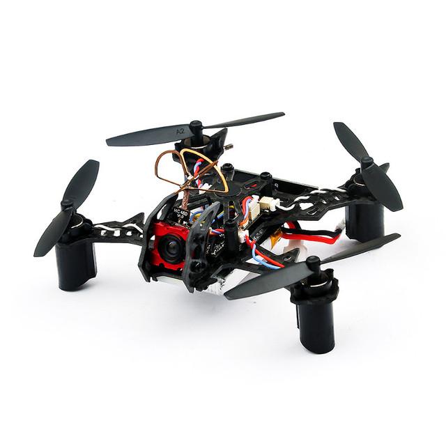 Eachine BAT QX105 w/ AIOF3 BRUSHED OSD 600TVL CAM FPV Racing Quadcopter