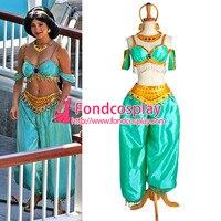 Платье принцессы жасмина костюм для косплея