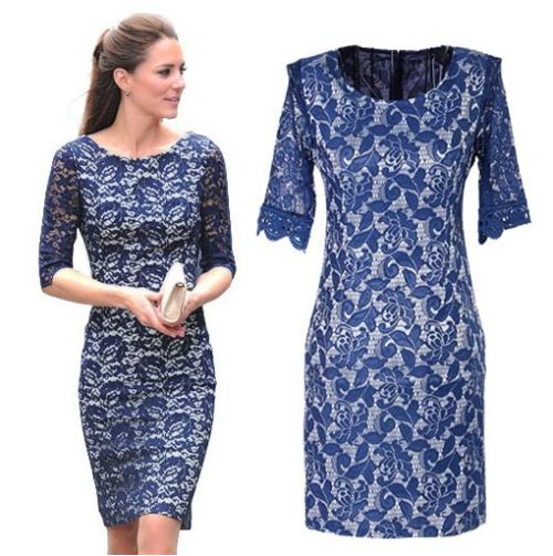 Vestido do la o do vintage vestidos de croch vestidos for Boda en jardin como vestir