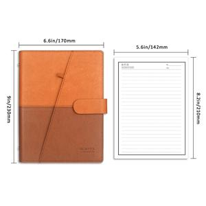 Image 5 - 50 sheets 100 Pages Reusable Notebook Inner Paper Refill compatible with PU A5 Smart Erasable Notebook Pocketbook