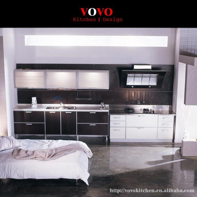 € 1116.0 |Muebles de cocina China en dos niveles de altura en Armarios de  cocina de Mejoras para el hogar en AliExpress.com | Alibaba Group