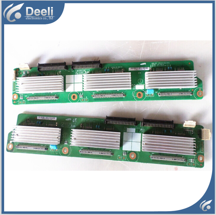 95% new original for s58fh-yb03 board lj41-06571a lj92-016 lj41-06574a 2pcs/set on sale цены онлайн