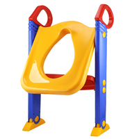 MACH NEW CHILD TODDLER KIDS TOILET POTTY TRAINER TRAINING CHAIR STEP UP LADDER SYSTEM