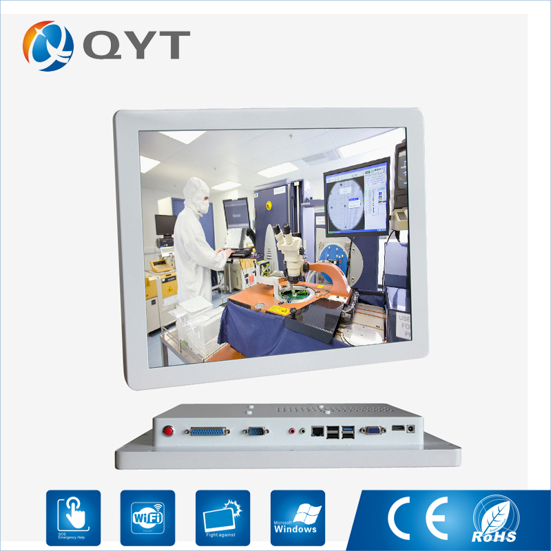Pc Computer Dual-Core-Panel Touch-Screen DDR4 Aio Intel 4GB With Celeron 3855U 4--Usb
