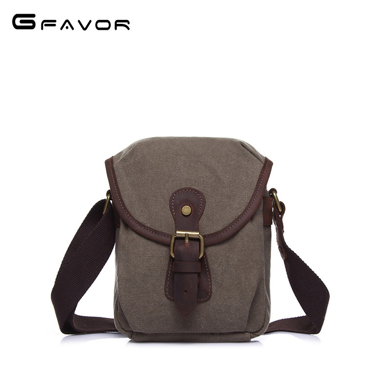 canvas Leather Men Bag Fashion Leather Crossbody Bag Shoulder Men Messenger Bags Small Casual Designer Handbags Man Bags ce approved ice making machine commercial cube ice maker