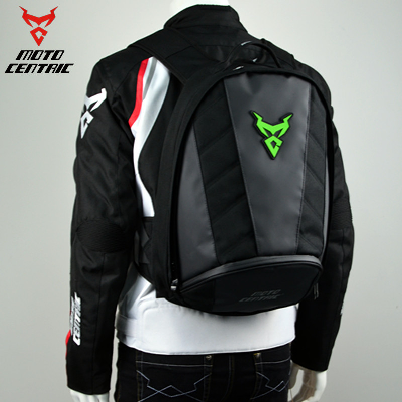 MOTOCENTRIC Motorcycle Backpack Motorbike Bag Fashion Bolsa Moto Mochila Moto Bag Motorcycle Luggage Case Travel Case 4 Colour