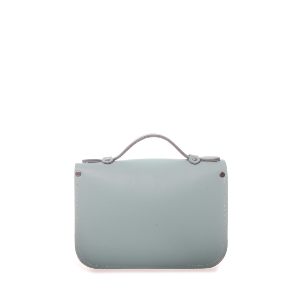 Pantone Tassen 8 5 mini pastel britse lederen satchel bag vrouwen leuke vintage