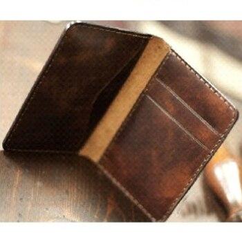 designer leather craft template die cutting shape wallet knife mould hand punch tool set card holder making kit deri el aletleri