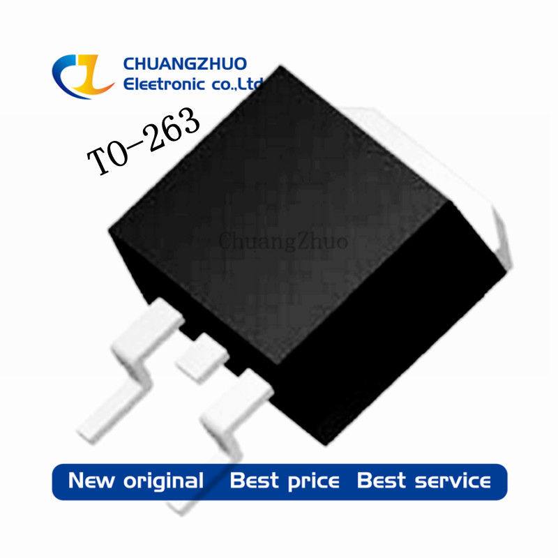 10pcs/lot New Original   IRF840STRPBF IRF840S F840S TO-263 N-channel 800V 8A Power MOSFET