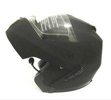 Built-in Bluetooth New fashion double lens flip up motorcycle helmet motocross full face helmet racing helmet S M L XL XXL new arrival jiekai 902 flip up double lens motorcycle helmet removable and washable liner aerodynamic design modular helmet