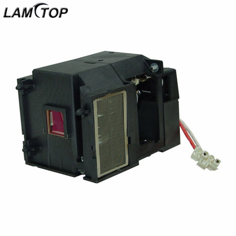 LAMTOP Compatible Projector lamp with housing SP-LAMP-021 SP4805 free shipping lamtop compatible projector lamp 5j j0w05 001 for w1000