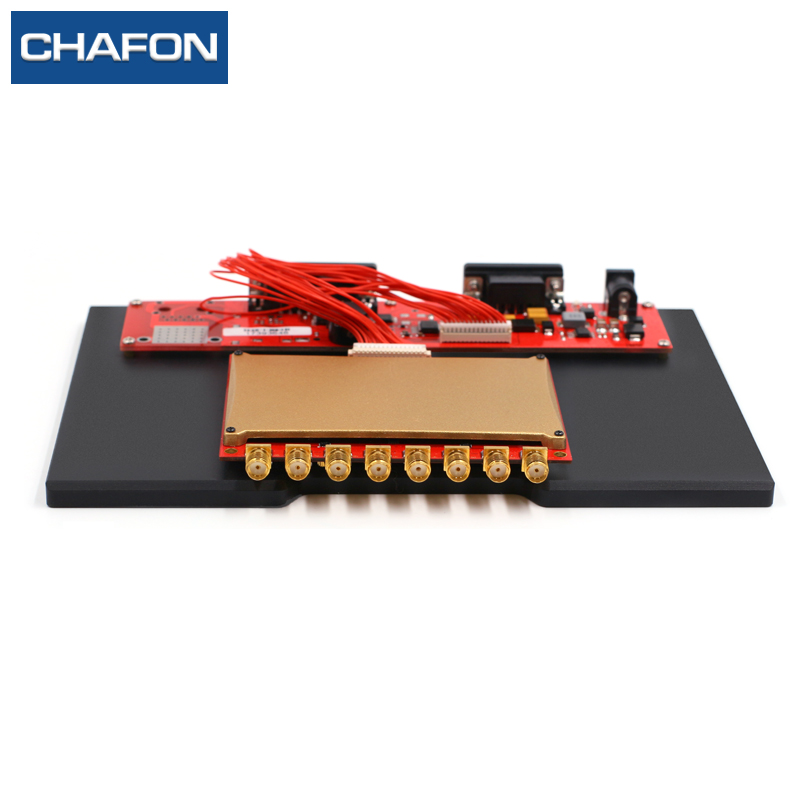 CHAFON rfid reader uhf module Impinj R2000 with eight antenna ports used for inventory management inventory accounting