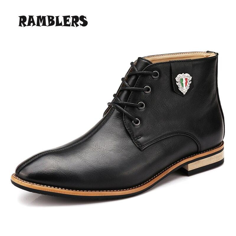 8bfc65fff8429 botas de vestir para hombre baratas