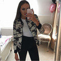 Durable women basic coats plus size Womens Long Sleeve Floral Casual  Suit Casual Jacket Coat Outwear bomber jacket