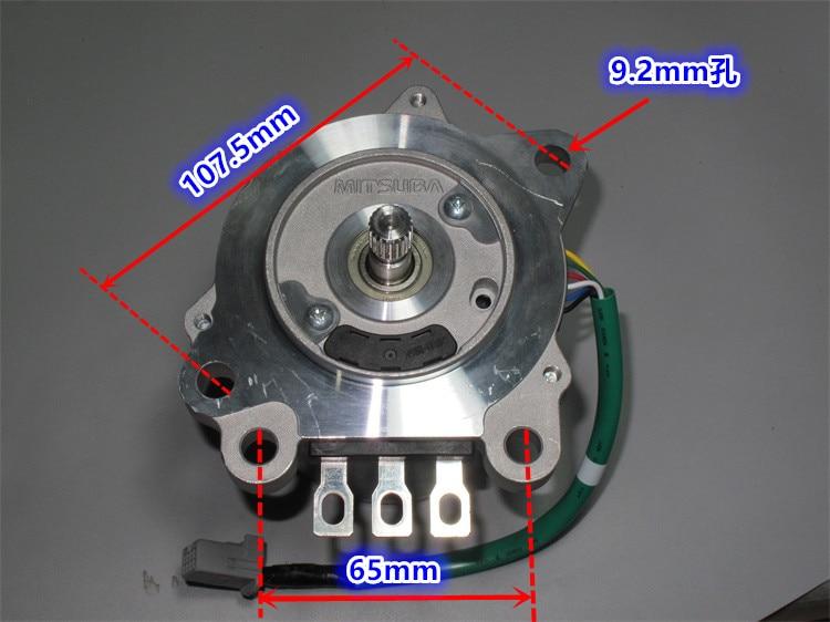 12V -24V 600W powerful Brushless servo motor , high torque jx pdi 5521mg 20kg high torque metal gear digital servo for rc model