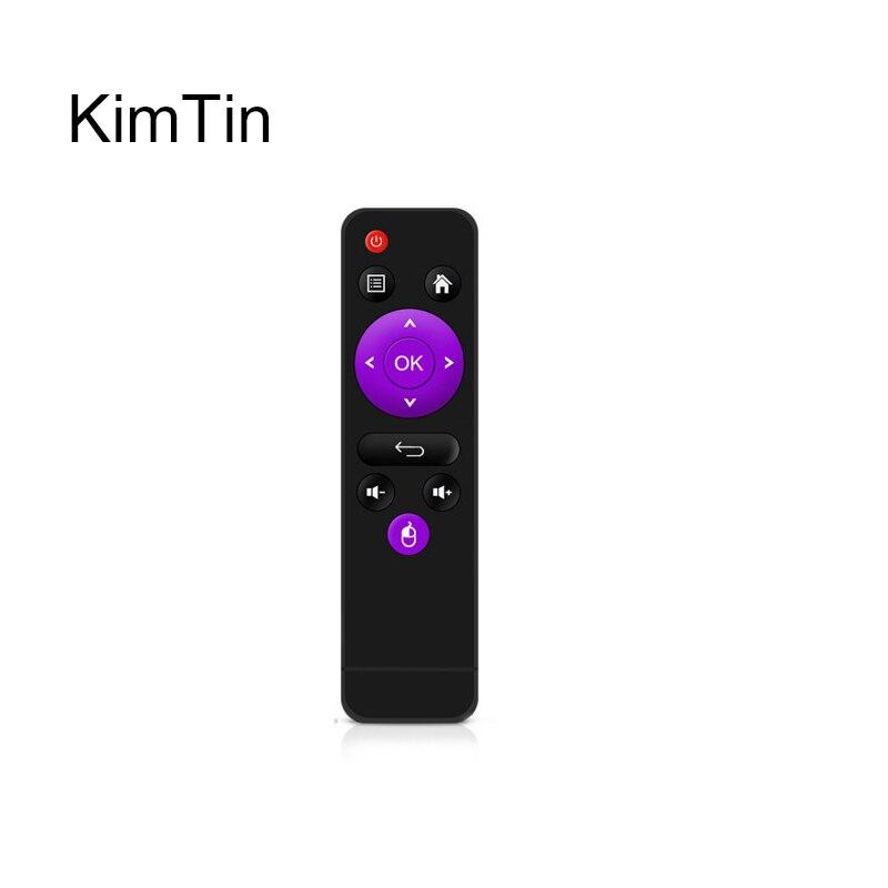 Télécommande sans fil IR pour boîtier TV MX10 Android 8.1