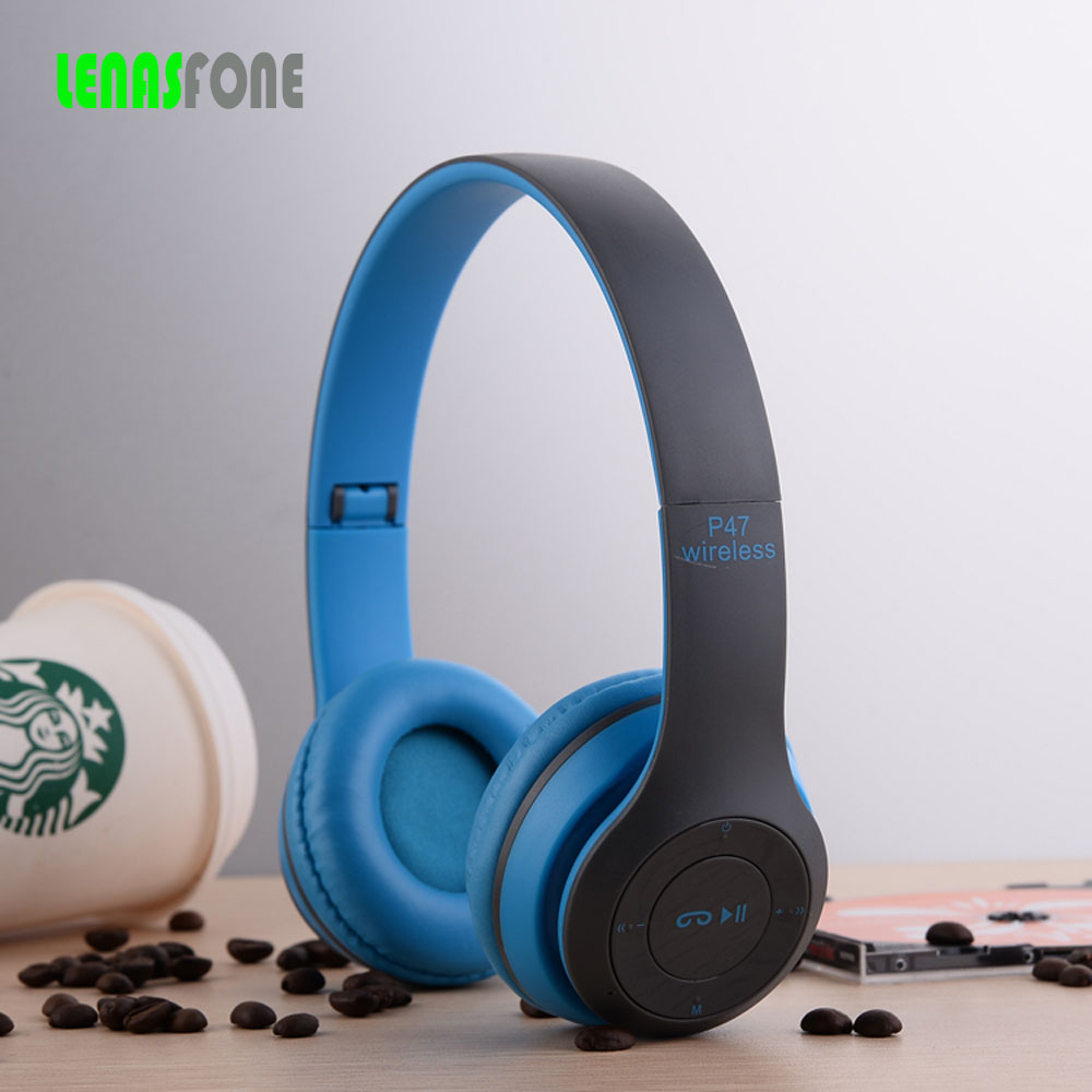 Headphone Wireless Bluetooth Earphone Headset with Mic Casque Audio Oreillette Support FM Radio TF for Phone PC Headphones bingle b616 5in1 wireless headphone earphone hifi monitor fm dj mic for pc tv dvd audio mobile voice chating wireless headset