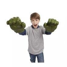 The Avengers 2 Puppe Hulk Handschuhe Handschuhe Großhandel kinder beste geschenk größe 33*10*22 cm für kinder spielzeug