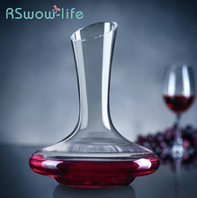 Glass Wine Decanter Home Personality Pourer For Bar And Drinking Utensils