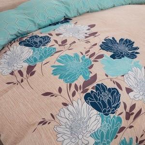Image 4 - LOVINSUNSHINE Bedding And Bed Sets Duvet Cover Single Flower Comforter Bed Sets AE01#