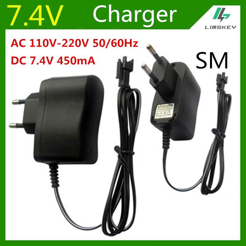 7.4 В 110 В-220 В 50/60 Гц AC Липо batteyr Зарядное устройство для difeida DFD f183 F182 f187 h8c 7.4 В Липо Зарядное устройство ЕС оригинальные