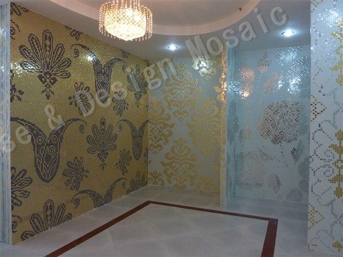 Mattonelle a mosaico per doccia con gallery of mosaico in vetro