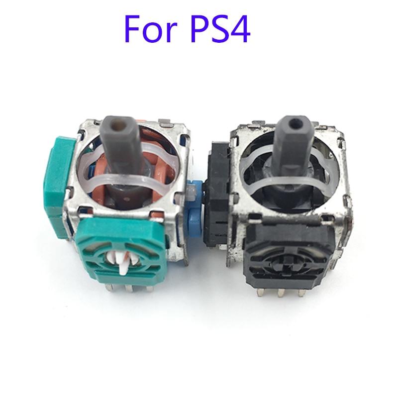 100 шт. для Playstation 4 PS4 контроллер 3D Аналоговый джойстик ось сенсор модуль Запасная часть