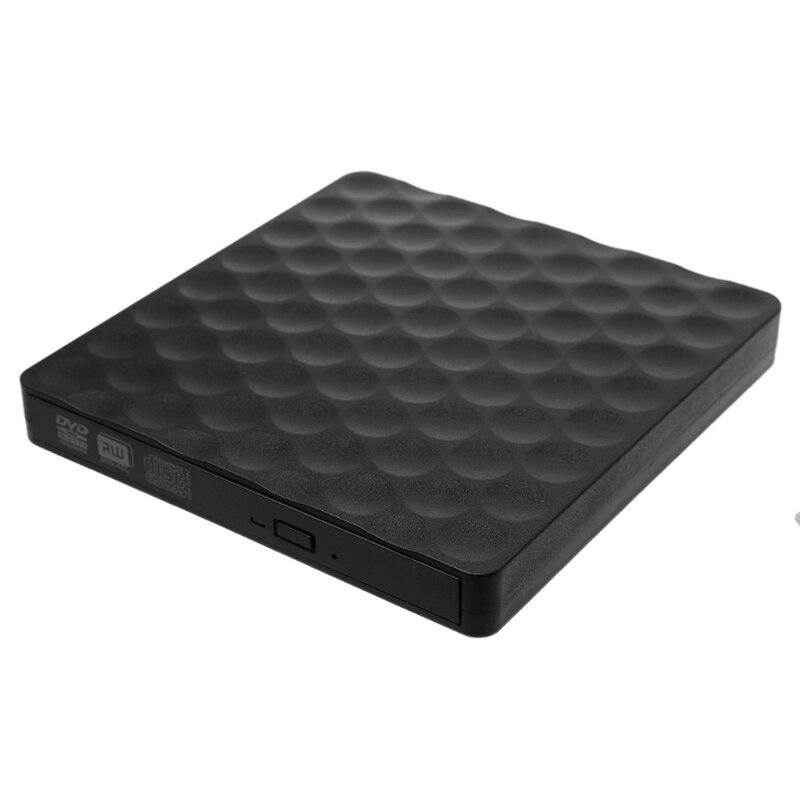 USB 3.0 External CD DVD-RW Drive Rom Rewriter Burner Writer for Laptop Desktops AP16