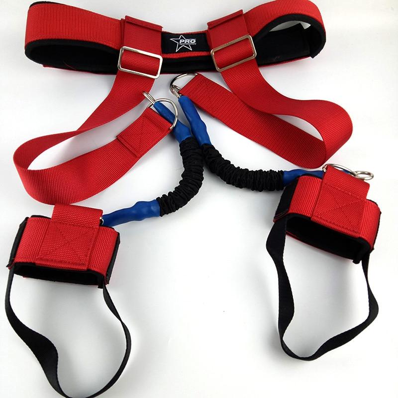 Tennis Trainer Adjustable Balance Elastic Bouncing Resistance Rope Jump Puller Rope Outdoor Training Equipment Men Women