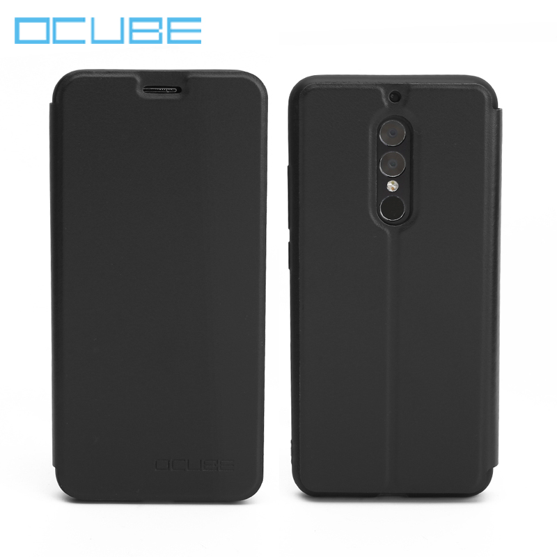 ocube UMI UMIDIGI S2 Case Cover 6.0 inch Flip PU Leather Phone Cases Protection Cover For UMIDIGI S2 Pro / Lite Mobile Phone