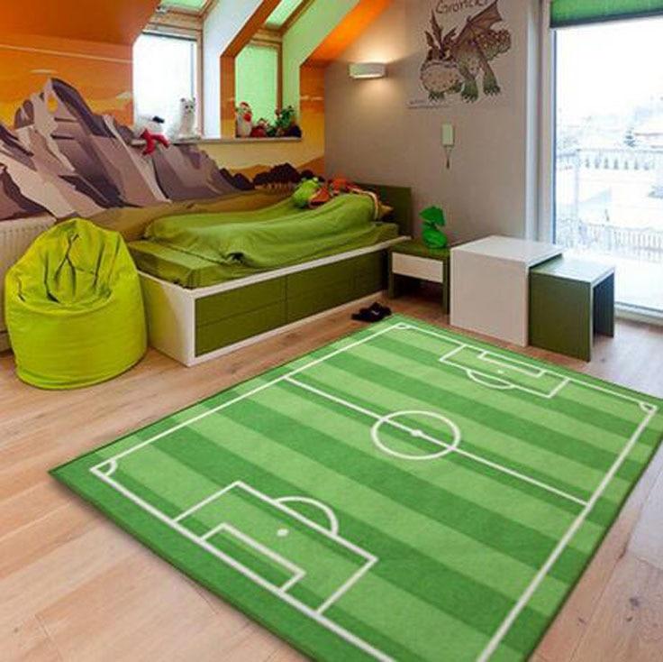 2017 tapis chauds de stade de coupe du monde de tapis en Nylon de tapis d'enfants pour le salon Superstar par la Certification de qualité de Sgs Ittc