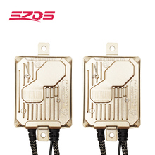 SZDS 12 12v hid キセノンバラスト 55 ワットヘッドランプフォグランププロジェクターレンズデコーダ点火ブロック交換電球高速開始