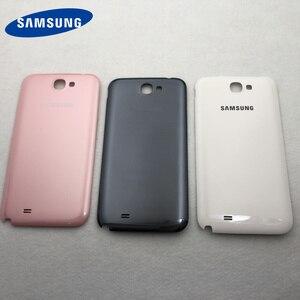 Image 5 - Dành cho Samsung Galaxy Note 2 II N7100 N7105 Full Nhà Ở Lưng Thay Thế Giữa Khung Viền Lưng note2 Mặt Trước Sau + dụng cụ