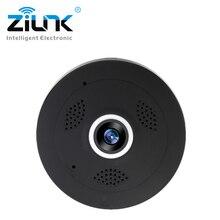 Беспроводная ip-камера wifi панорамная рыбий глаз 1080 P 360 p HD 960 полная степень безопасности домашнее Видеонаблюдение CCTV видео камера SD карта
