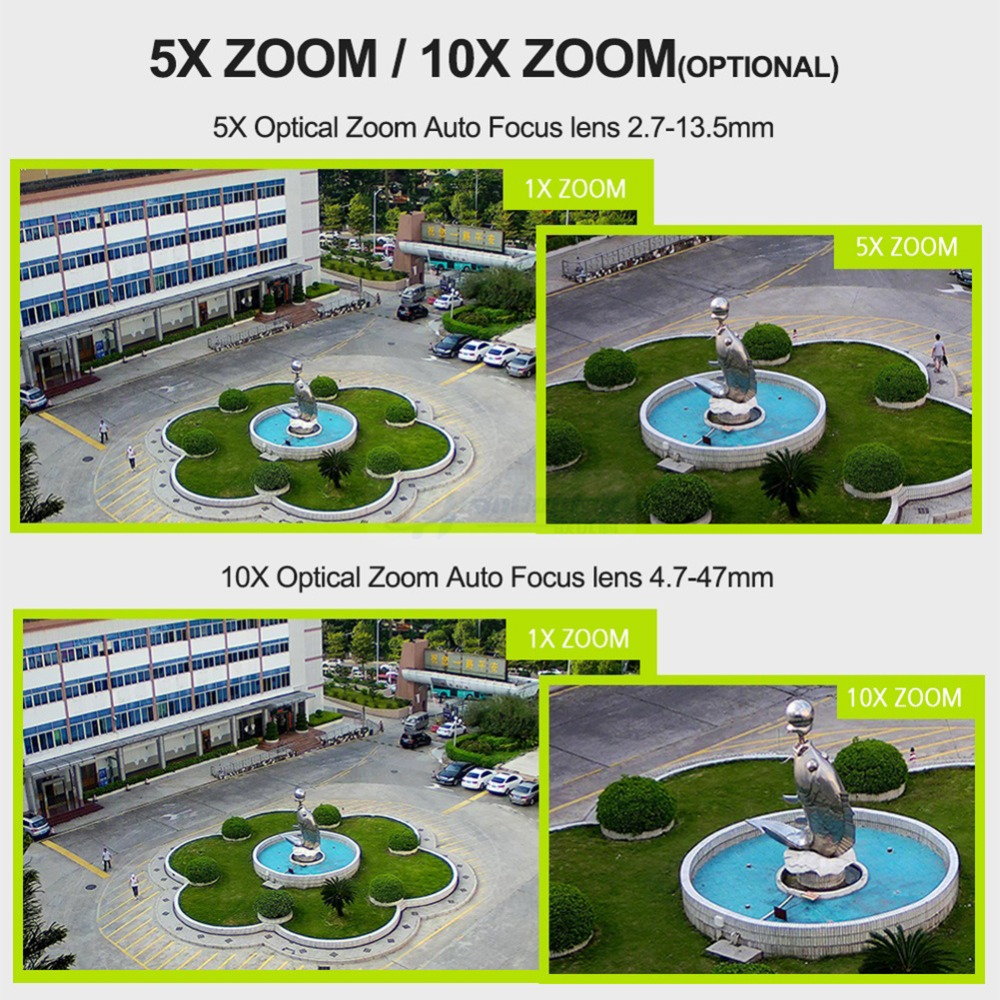 Image 2 - 1080P PTZ Camera Wi FI 3G 4G SIM Card Camera Wifi Bullet Camera Outdoor Wireless IR 50M 5X 10X Zoom Auto Focus Lens CCTV Cam-in Surveillance Cameras from Security & Protection