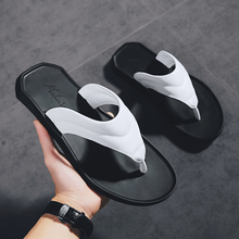Men Summer Flip Flop Shoes Sandals Male Slipper Indoor Or Outdoor Beach Flip Flops Men Fashion Home Non-slip Breathable Slippers цена 2017
