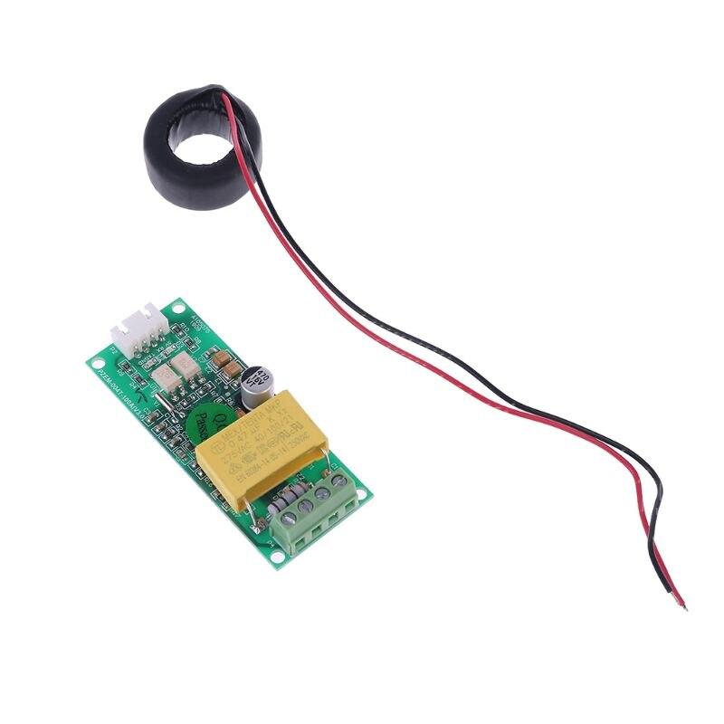 AC Digital Multifunction Meter Watt Volt Power Amp Current Test Module PZEM-004T S08 Wholesale&DropShip