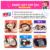 Natural Remy Clip Ins Extensiones de Cabello 14 a 26 Pulgadas de Color Marrón recto 100% Clip En Extensiones de Cabello Humano Real Clip Ins En venta