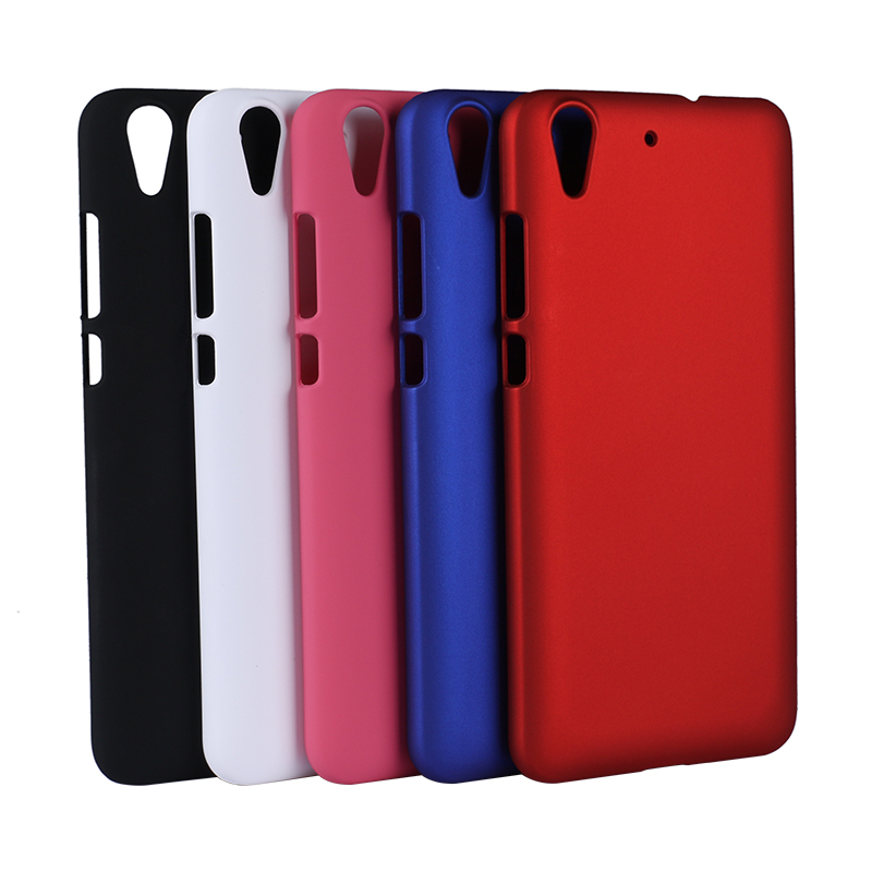 best loved e08f2 cf6cf US $2.69  Hard Rubber Back Skin Matte Case For Huawei Y6II Y6 II 2  2nd/Huawei Honor Holly 3 5.5inch Ultra Thin Plastic Phone Shell HC01-in ...