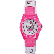 2019 New Kid Cute Cartoon Brand Silicone Strap Watches Enfan