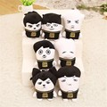 7 styles 23cm cute Youpop KPOP Korean Fashion BTS Bangtan Boys plush stuffed doll toys for kids christmas gifts