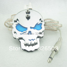 One Skull Tattoo Foot Pedal Switch Control For Machine Gun Power Supply TFS19-BE