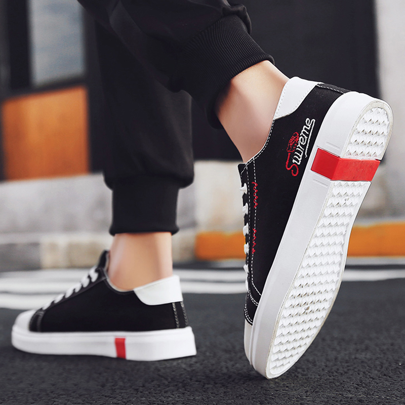 Korean mens white shoes,simple casual shoes,youthful shoes,sneakersKorean mens white shoes,simple casual shoes,youthful shoes,sneakers