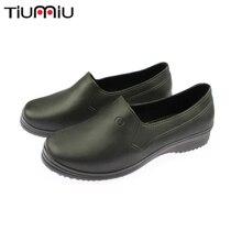 Обувь повара для мужчин и женщин, легкая противоскользящая обувь, для кухни, отеля, кофейни, для пекарни, для работы, столовой, водонепроницаемая износостойкая обувь