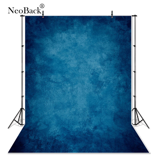 US $5 93 34% OFF|NeoBack Thin vinyl cloth New Born Baby Photography  Backdrop children kids backdrops Printing Studio Photo backgrounds P1574-in