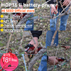 CE Forged Blade Electric Pruning Scissors Pruners Secateurs German Imported Blade