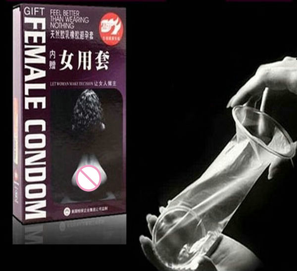 Best buy ) }}Female Condoms Thin Condom Cover Contraception And Prevention Of